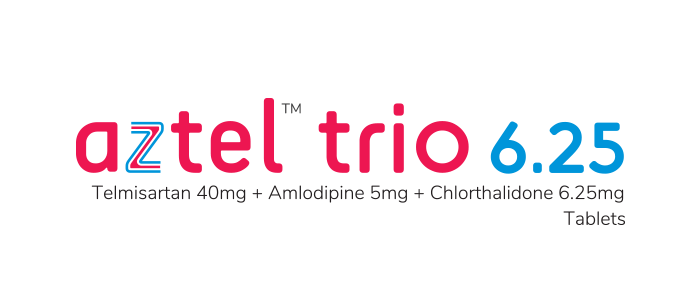 AZTEL TRIO6.25 | Therapeutic Lifestyle Modification with Azpro